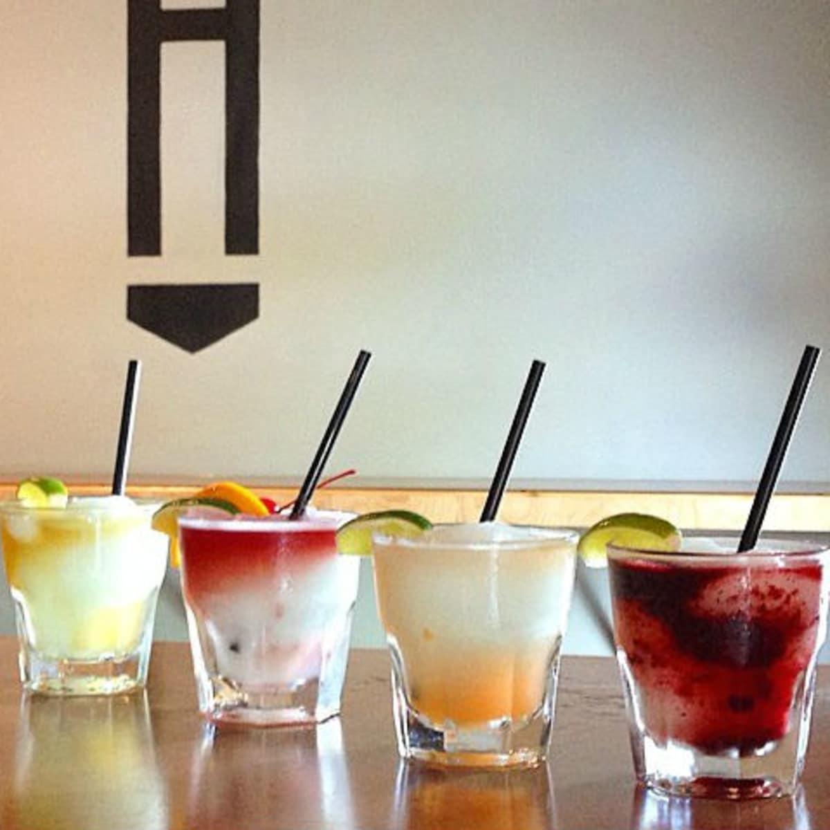 Hightower frozen drinks