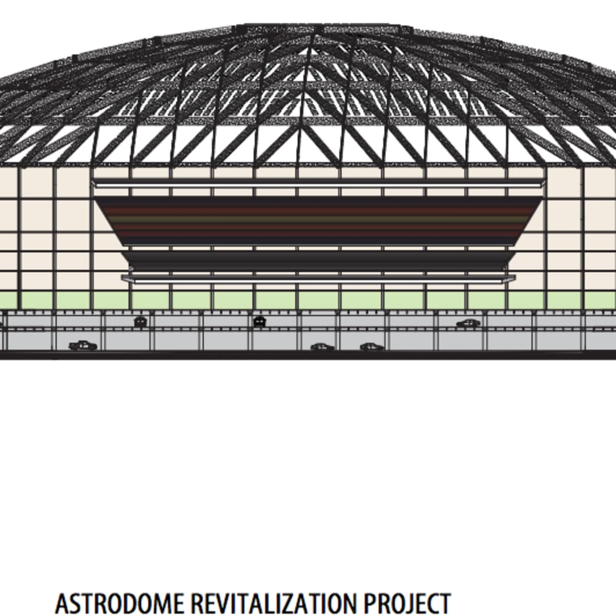 Proposed Astrodome changes June 2016