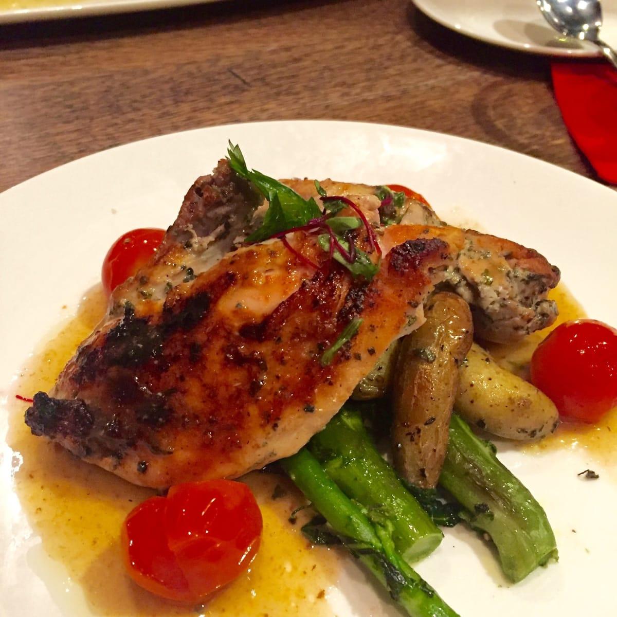 Taverna chicken