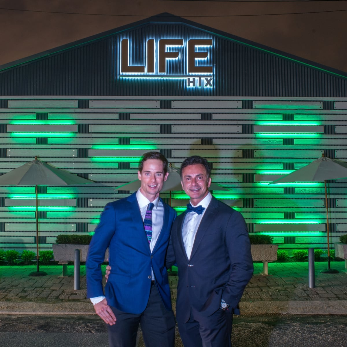LIFE htx opeing 5/16  Henry Richardson, Monsour Taghdisi