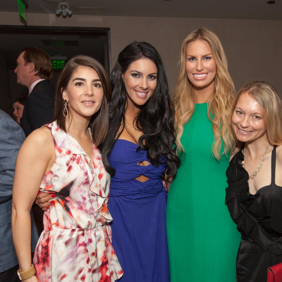 Houston, Homemade Hope's Spring Soiree, May 2016, Kristina Rosenwasser, Janessa Young, Blair Bentley, Sonia Verhagen