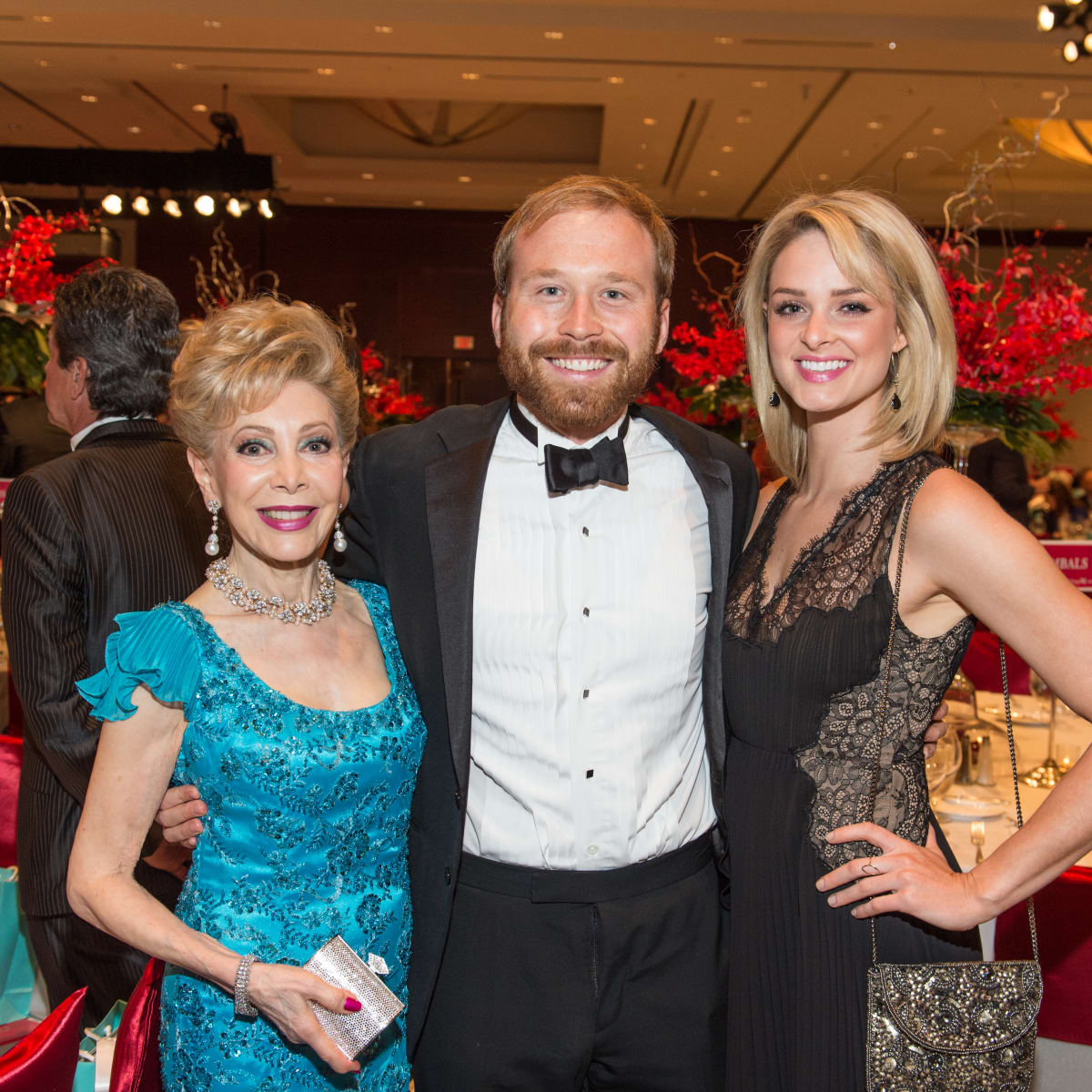 Houston, Virtuosi of Houston, May 2016, Margaret Alkek Williams, Pierce Bush, Sarah Beth Milton