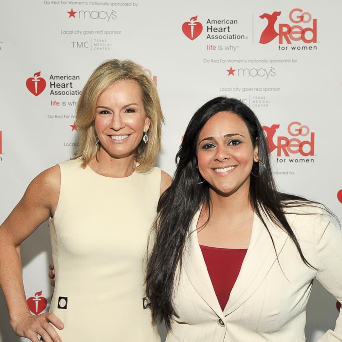 Go Red for Women, 5/16, Dr. Jennifer Ashton, Yara El-Sayed