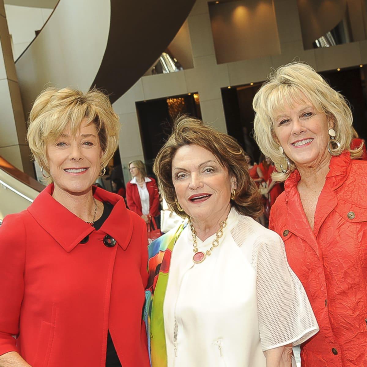 Go Red for Women, 5/16, Leila Gilbert, Beth Wolff, Liz Jameson