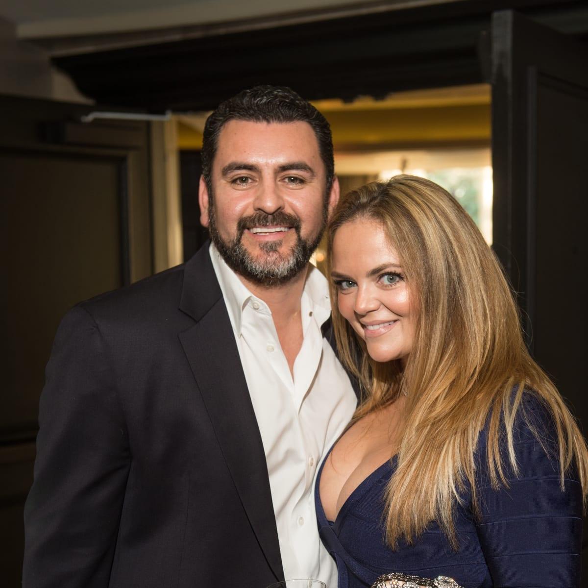 Be An Angel gala 5/16. Frank Rivera, Connie Zubizarreta