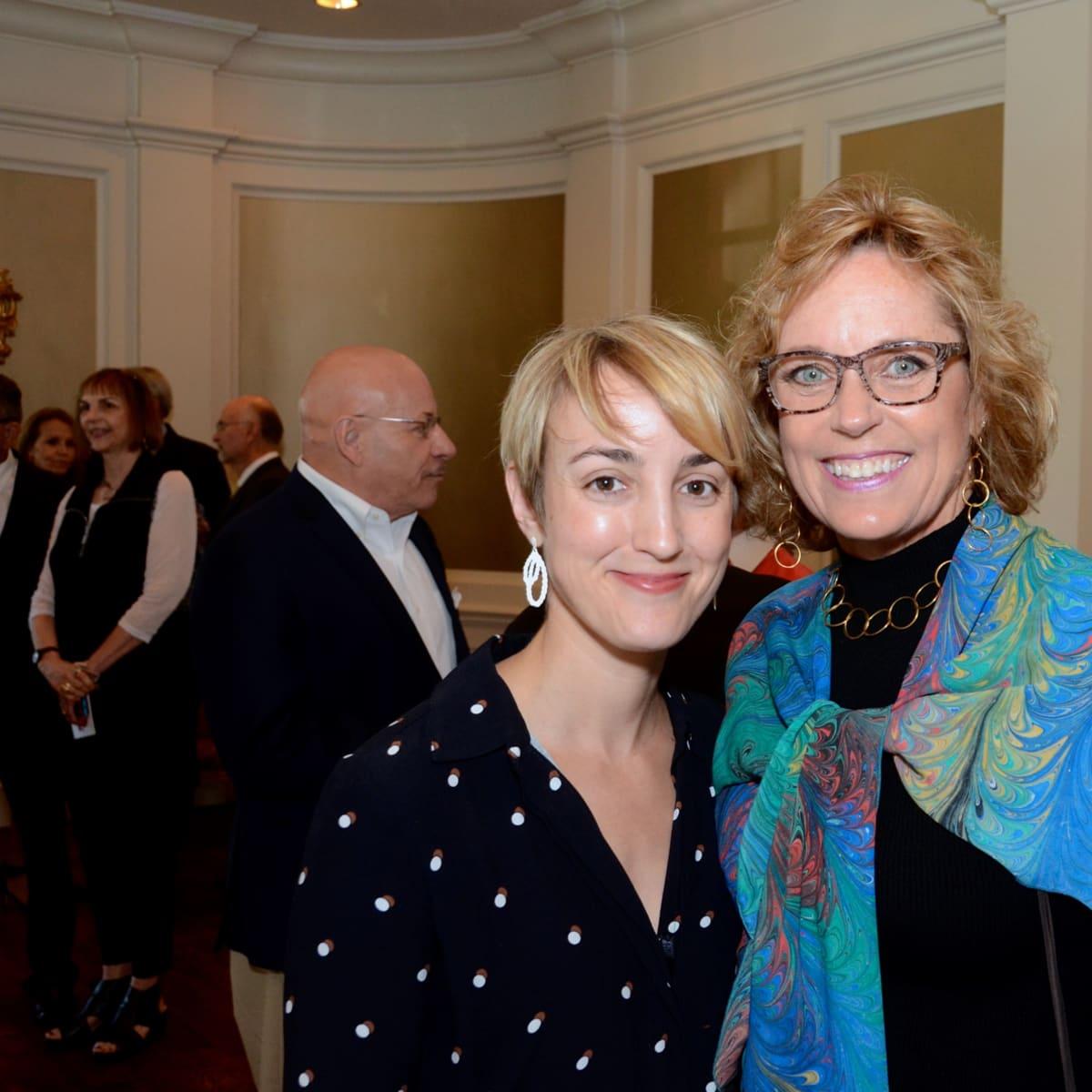 Center for Contemporary Craft, 4/16 Sarah Sudhoff, Susan Budge
