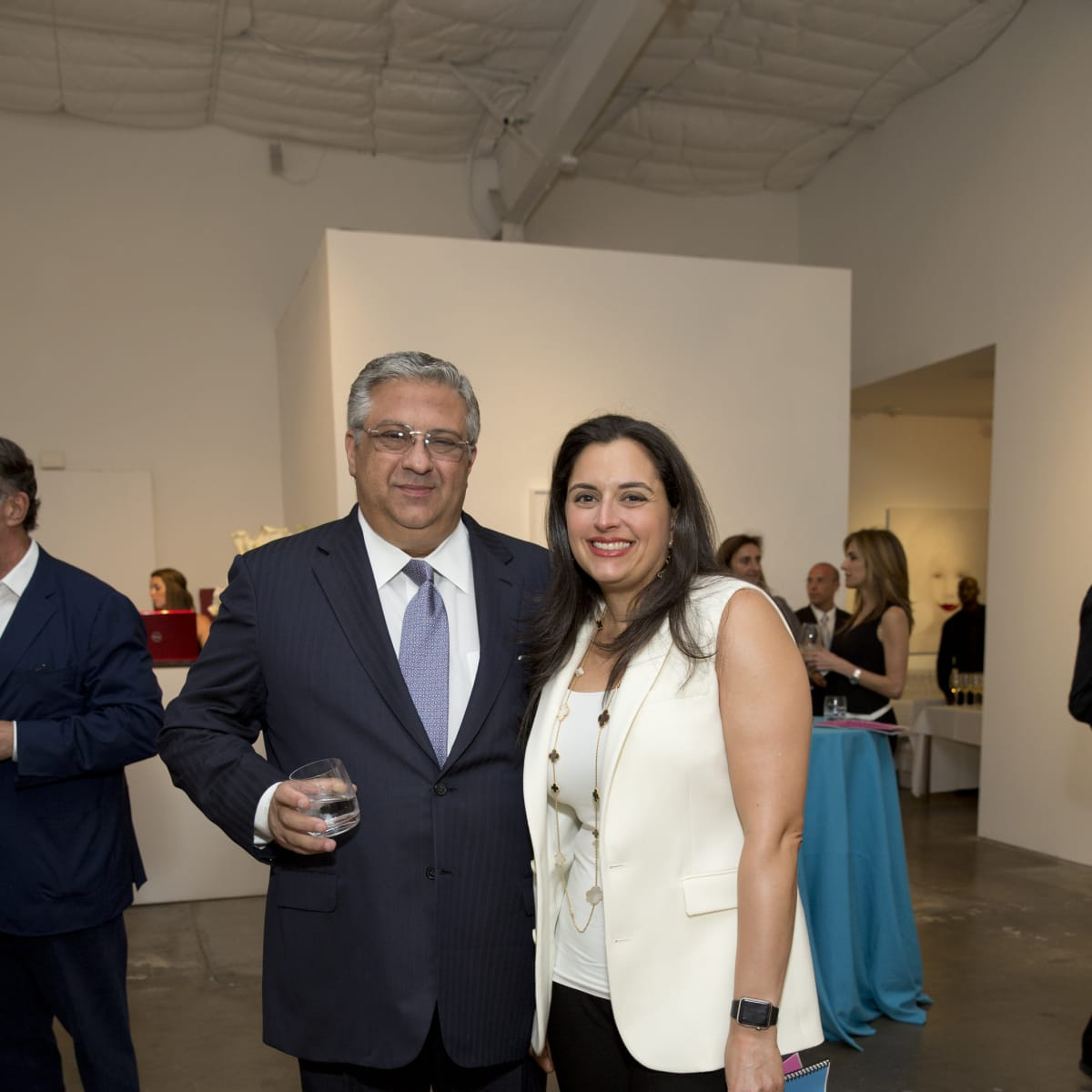 UNICEF Art Auction, 5/16  Nijad Fares, Zeina Fares
