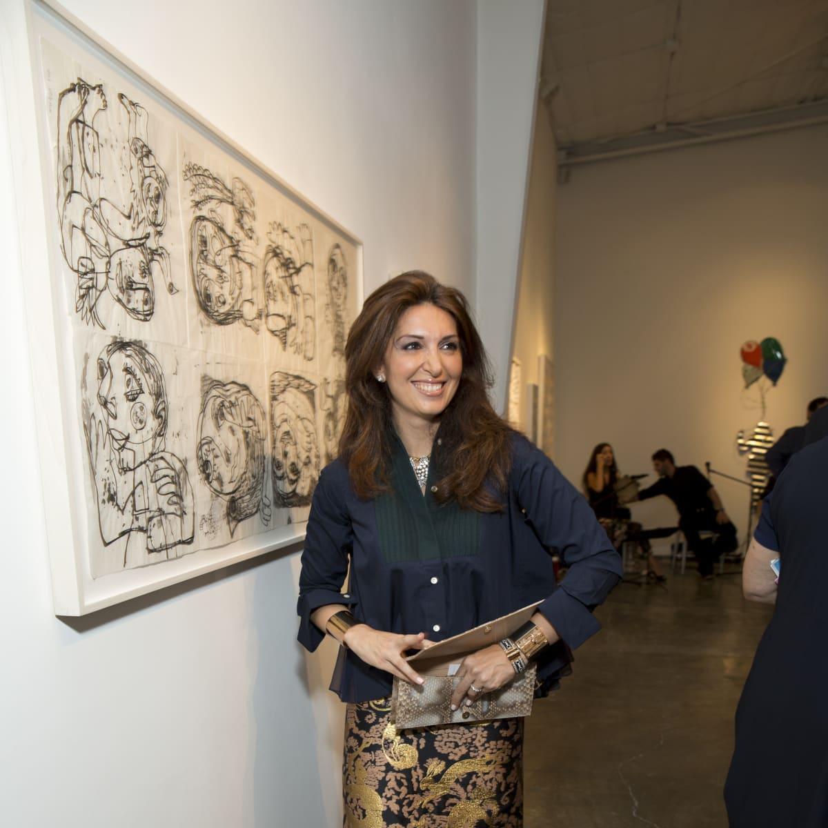 UNICEF Art Auction, 5/16  Fay Zakhem