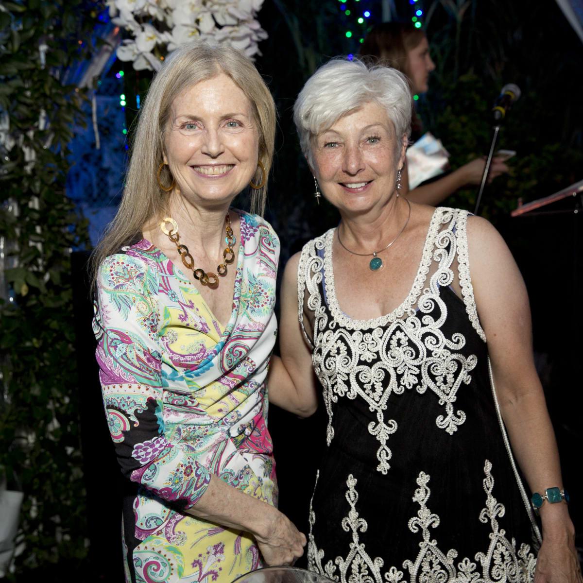 UNICEF Art Auction, 5/16  Ann Holmes, Sonya Renner