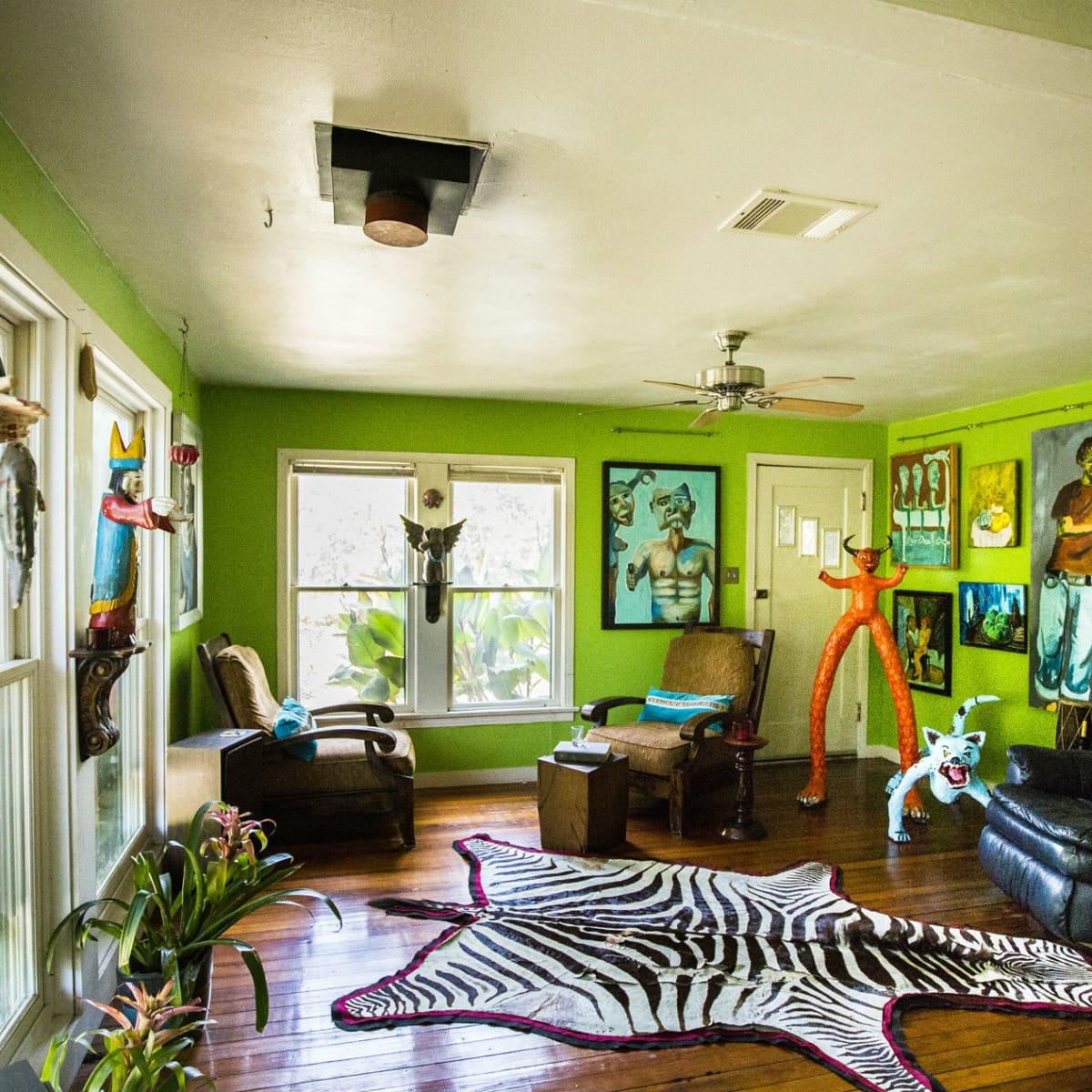 Freeman House - Weird Homes Tour