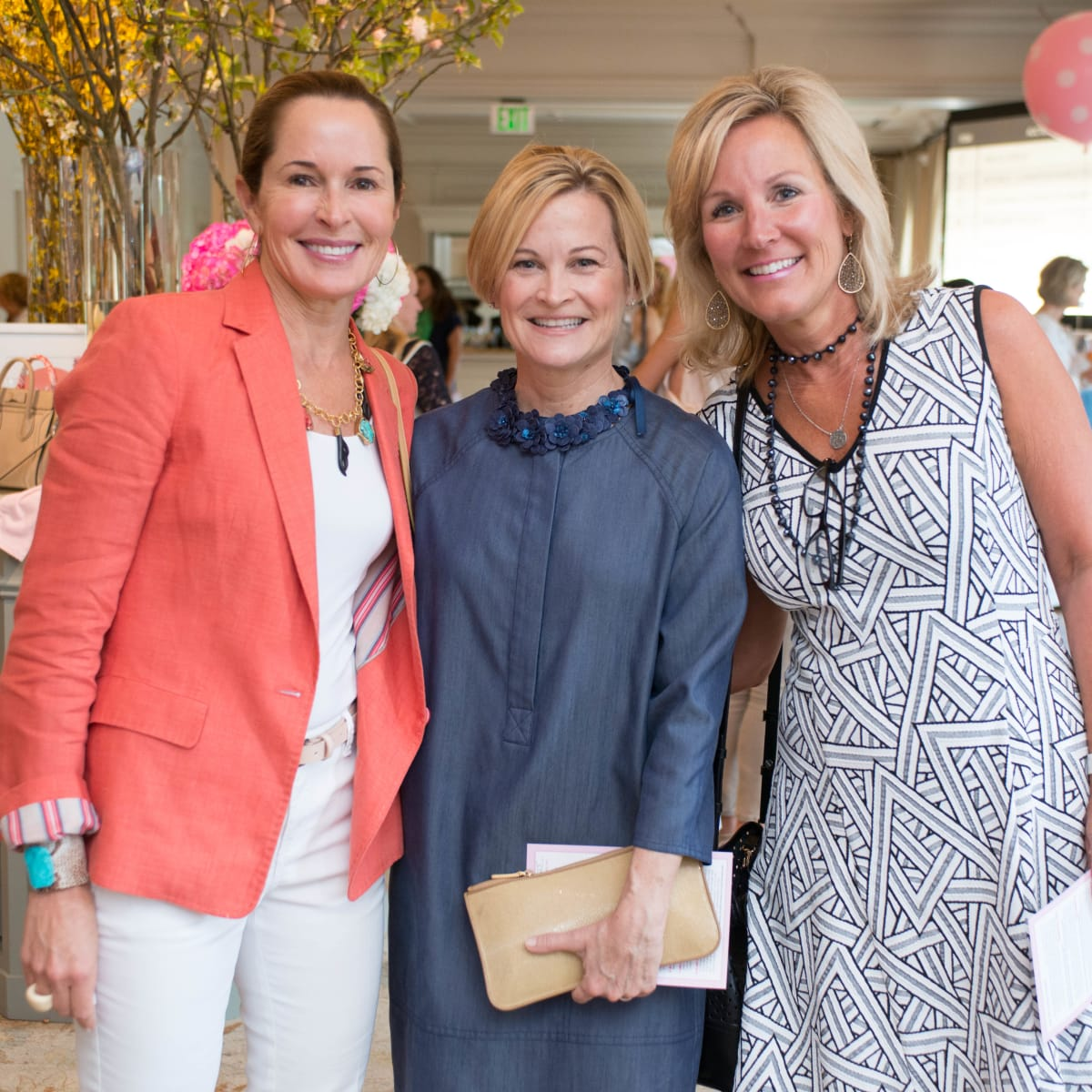 denims de rigueur at river oaks charity luncheon - culturemap houston