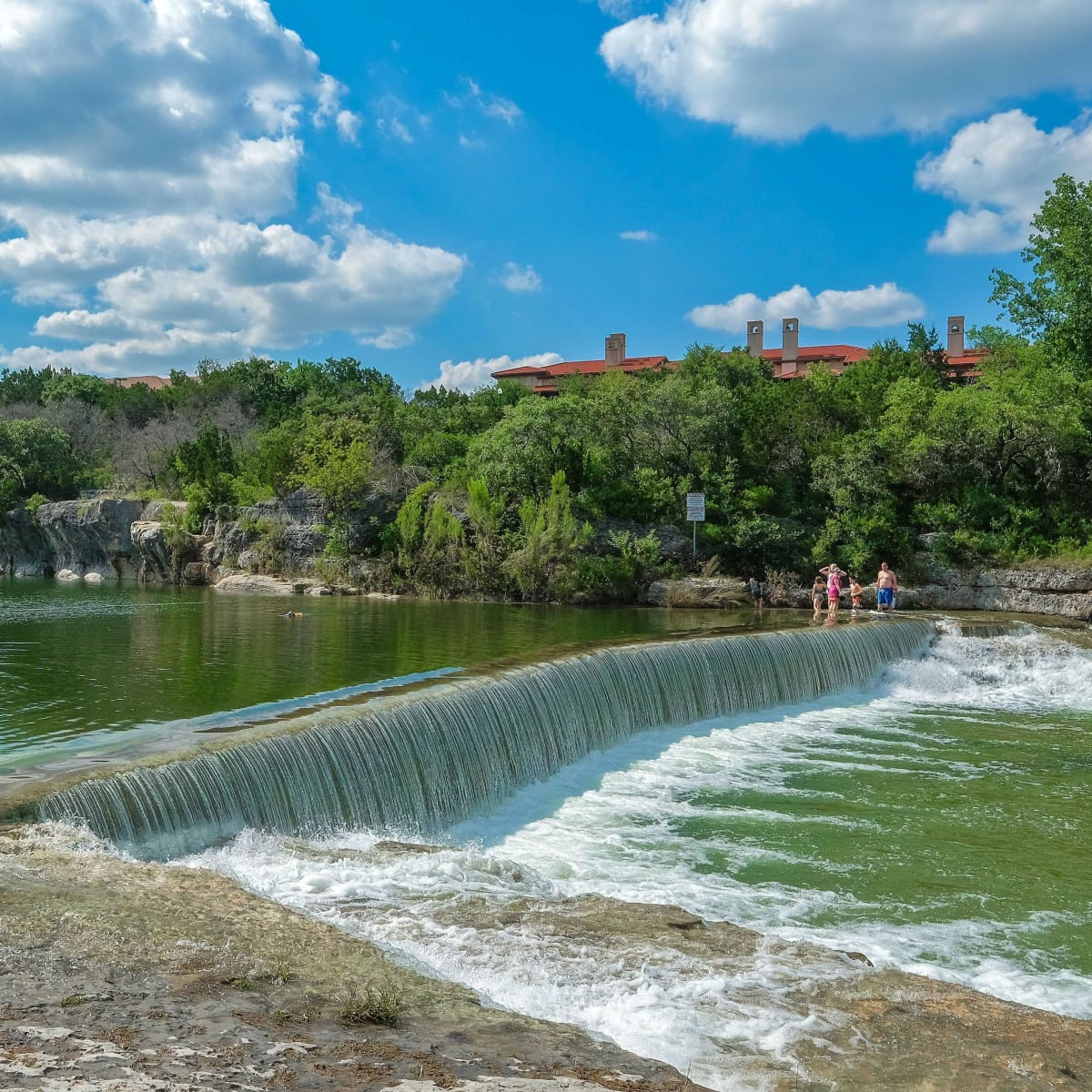 Blue Hole Georgetown
