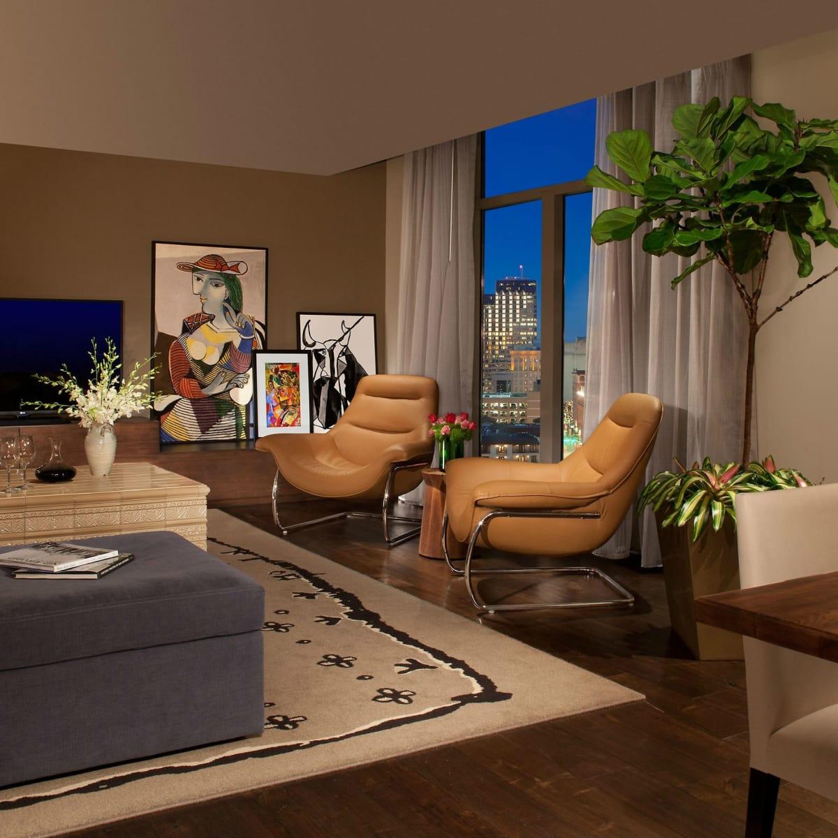 Hotel Contessa suite