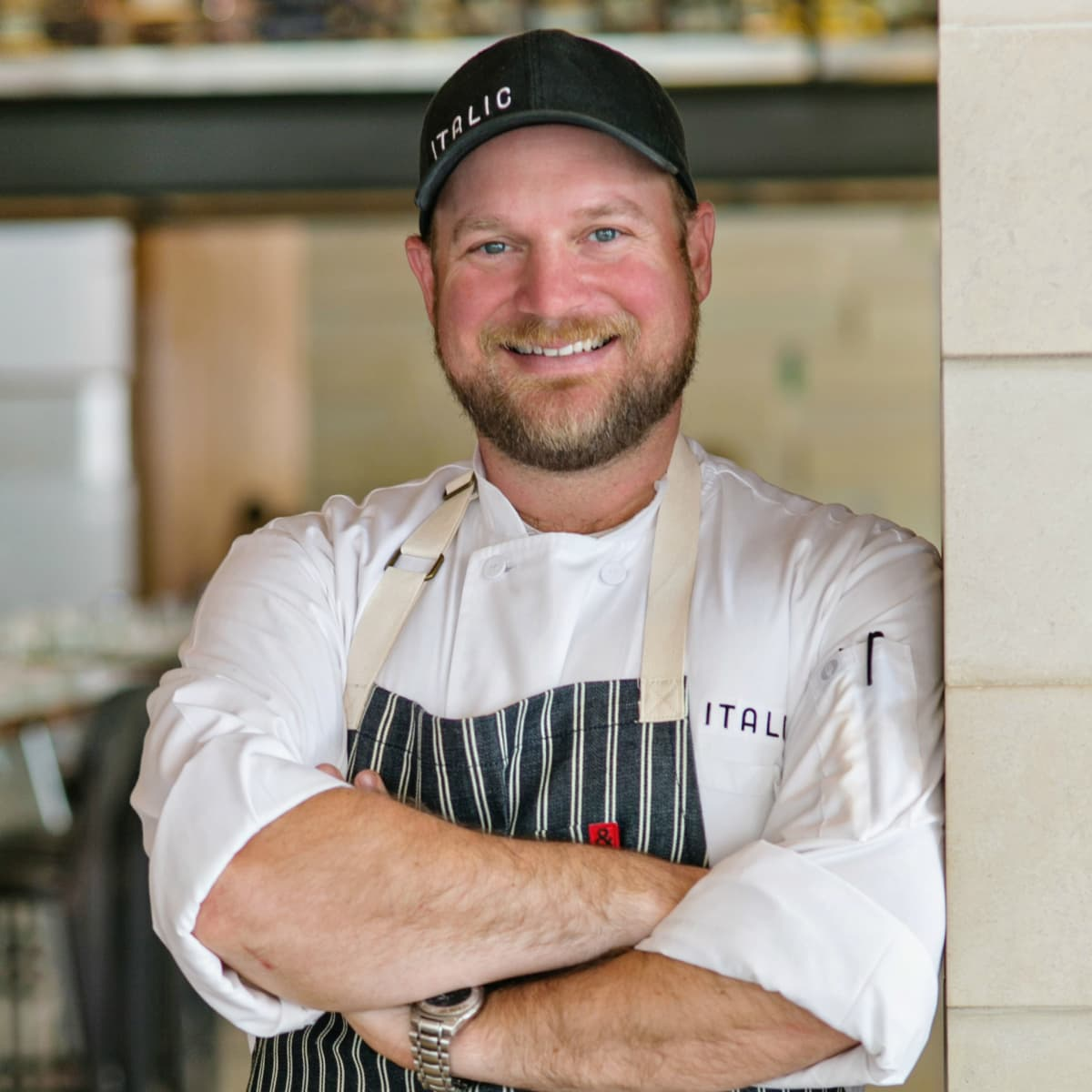 ELM Restaurant Group chef Andrew Curren Italic landscape