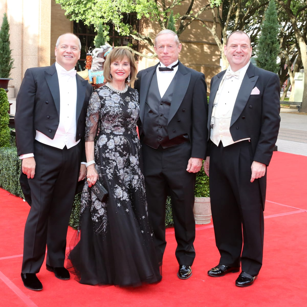 Houston Grand Opera Ball, 4/16 Patrick Summers, Donna Josey Chapman, Max Chapman Jr., Perryn Leech