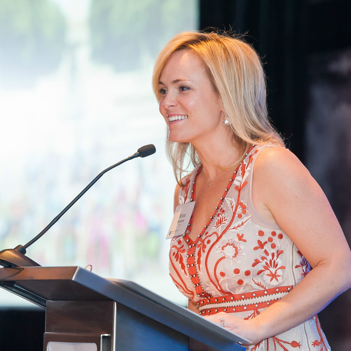 Andry Roddick Foundation Opportunity Matters Luncheon Hotel Van Zandt April 2016 Erica Brennes