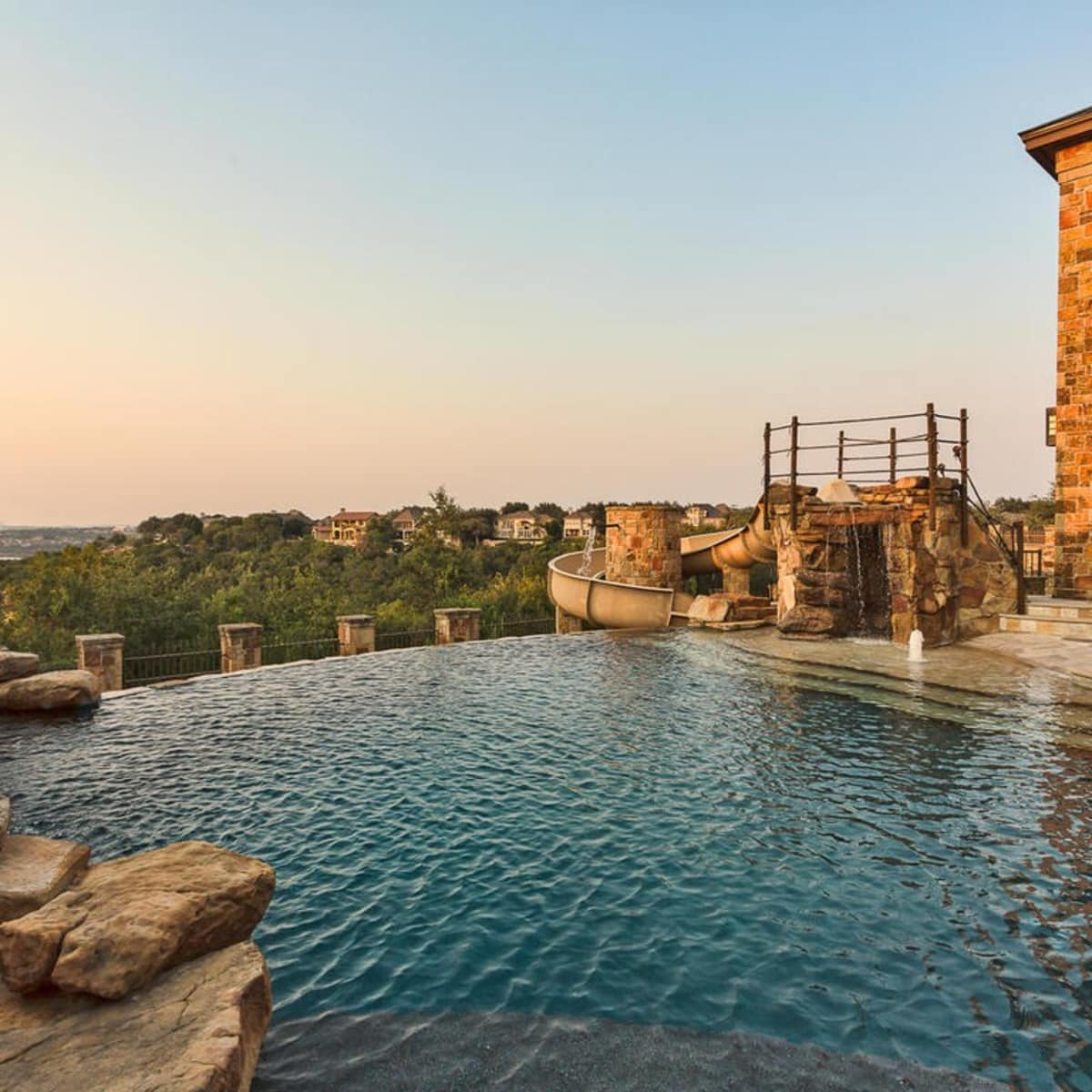 Austin home house 12006 Pleasant Panorama View 78738 Jeff Kent April 2016 pool
