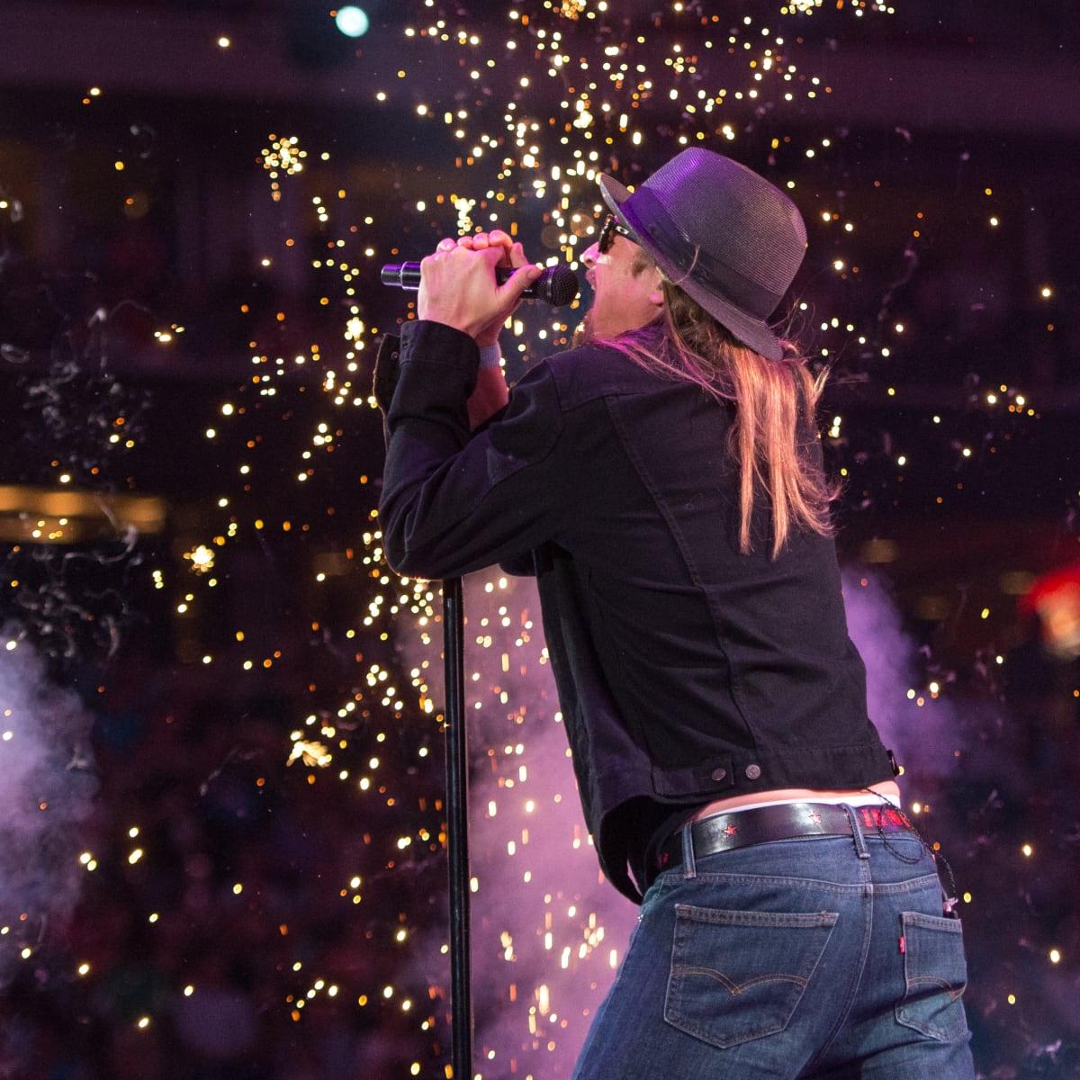 Kid Rock at Rodeo Houston
