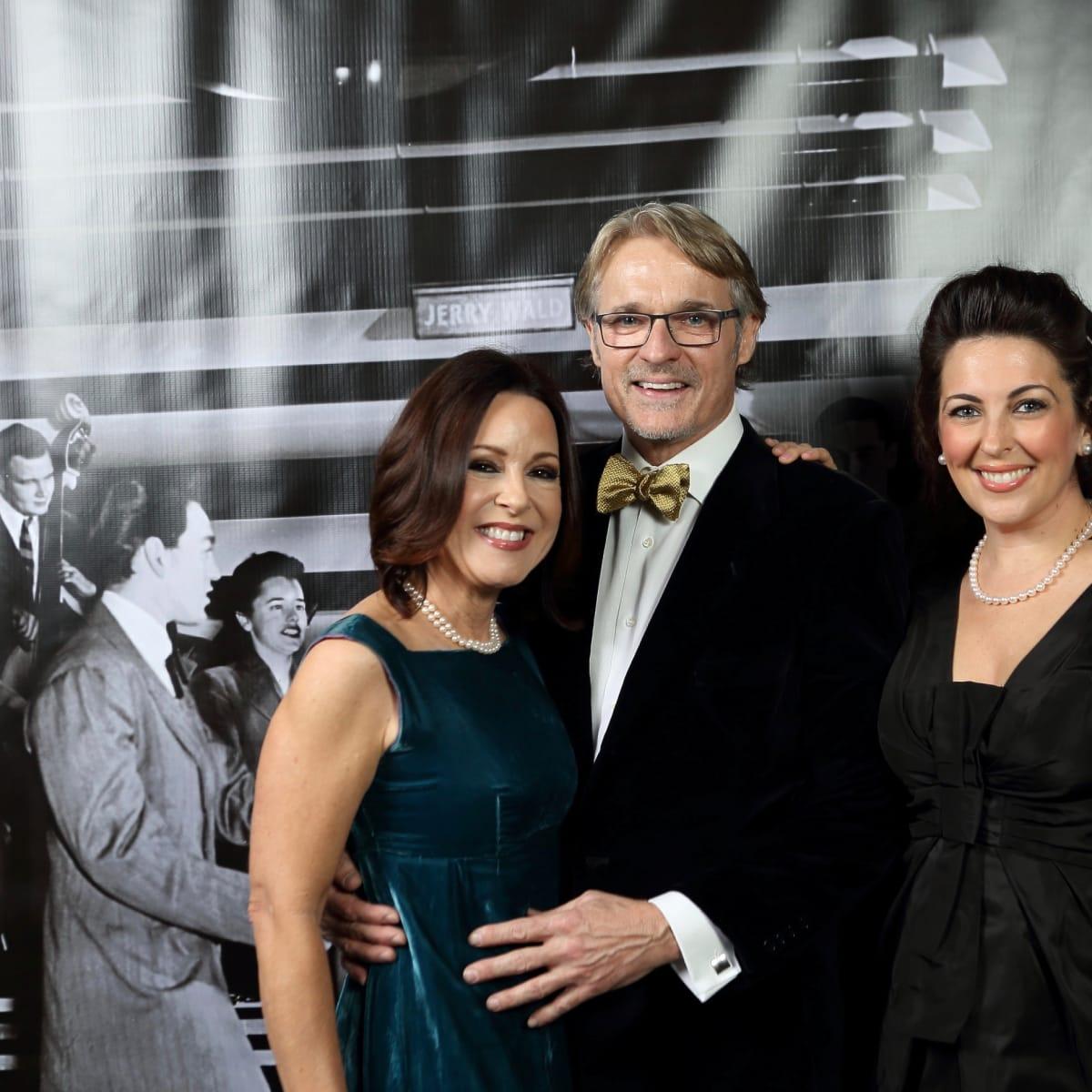 Jodie Eisenhardt, Tim Collins, Sarah Bray at Stages Gala