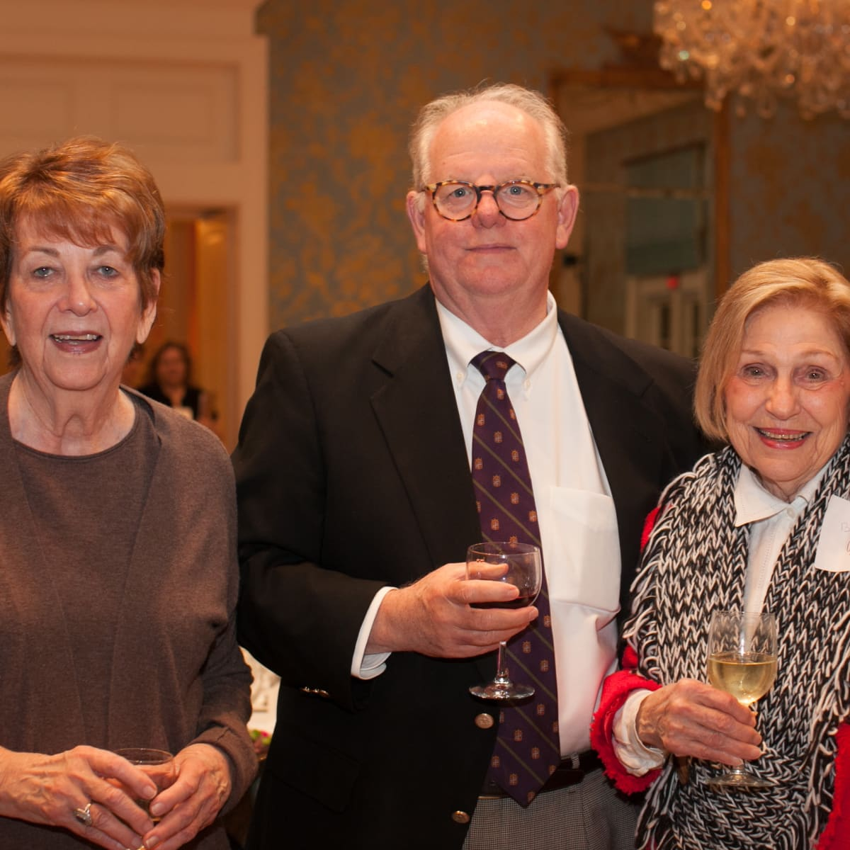 HCP Fine Print Auction Betty Flemming, Howard Hilliard, Betty Pecore
