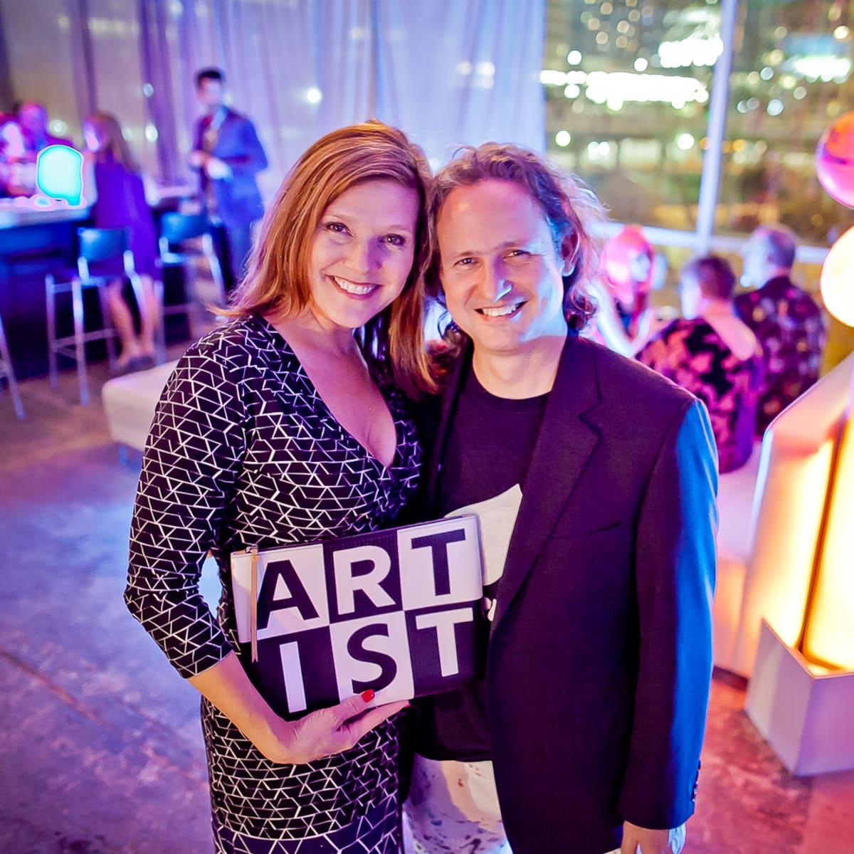 The Paint Ball, Feb. 2016, Dana McWhorter, Taft McWhorter
