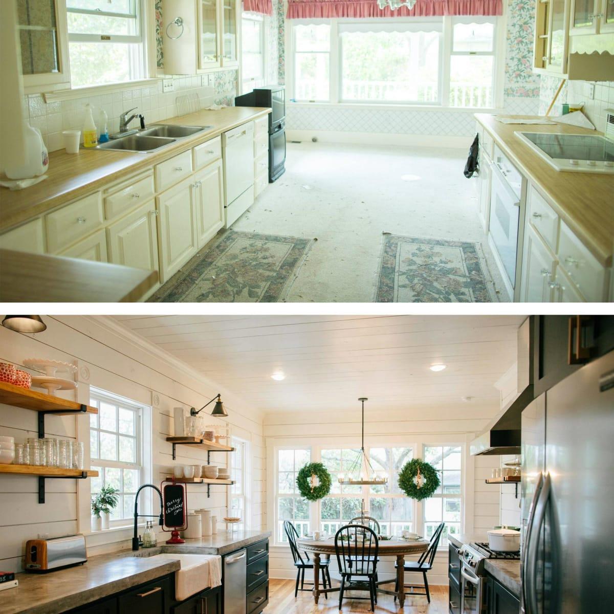 Magnolia House kitchen