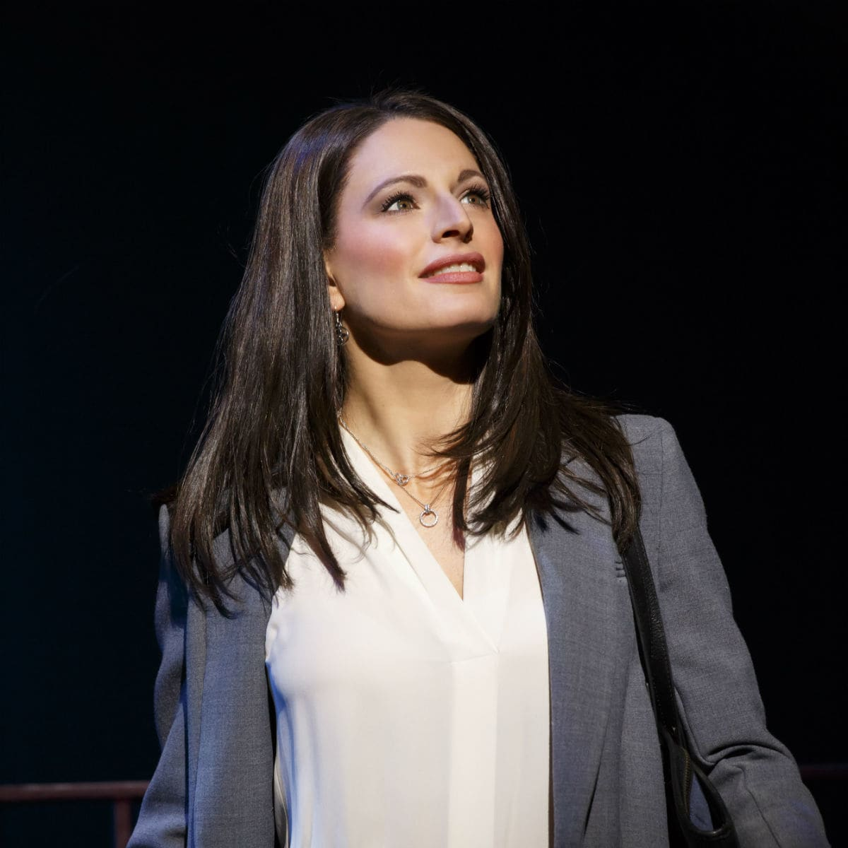 Jackie Burns in If/Then