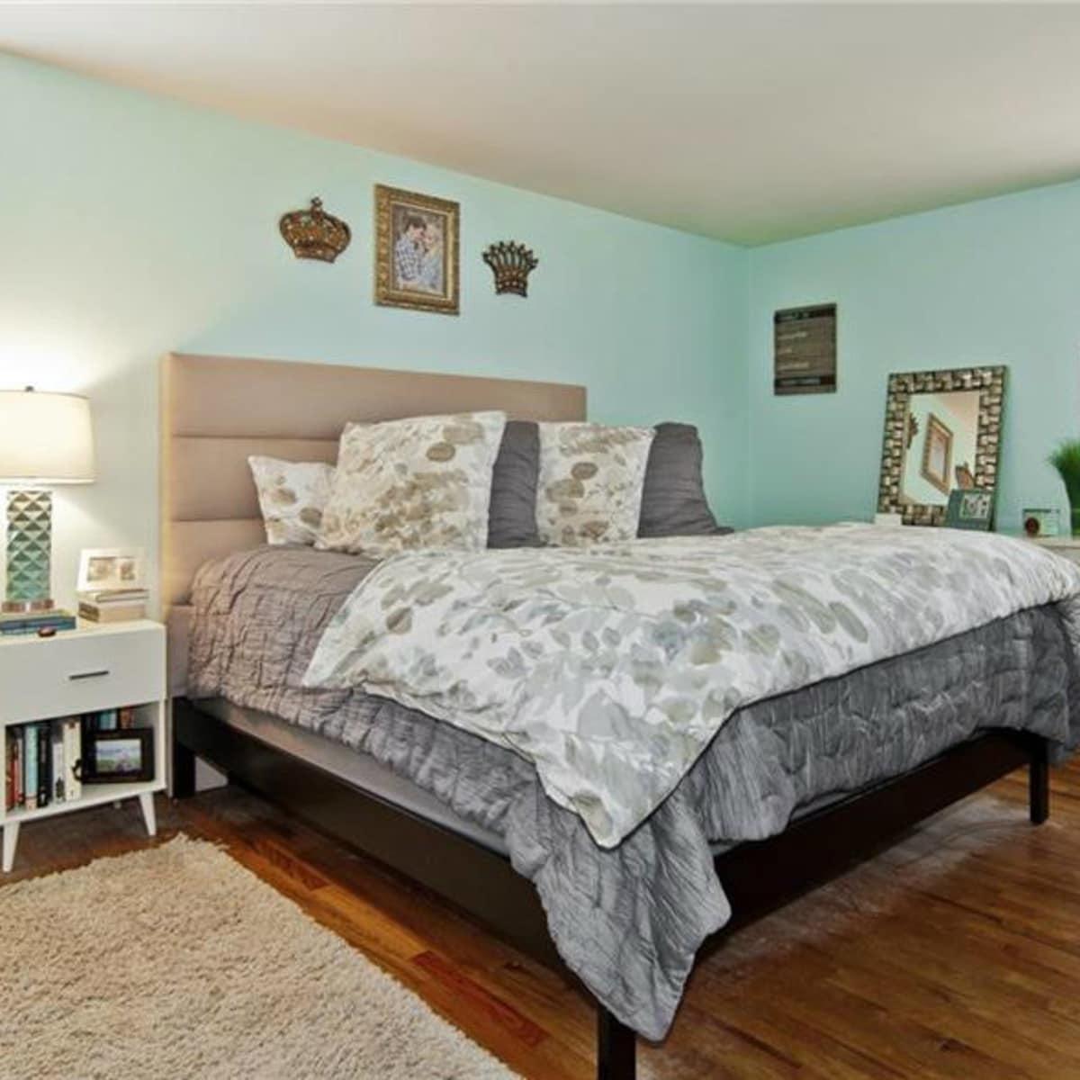 Dallas home, home for sale, 2005 Saint Francis Avenue, master bedroom