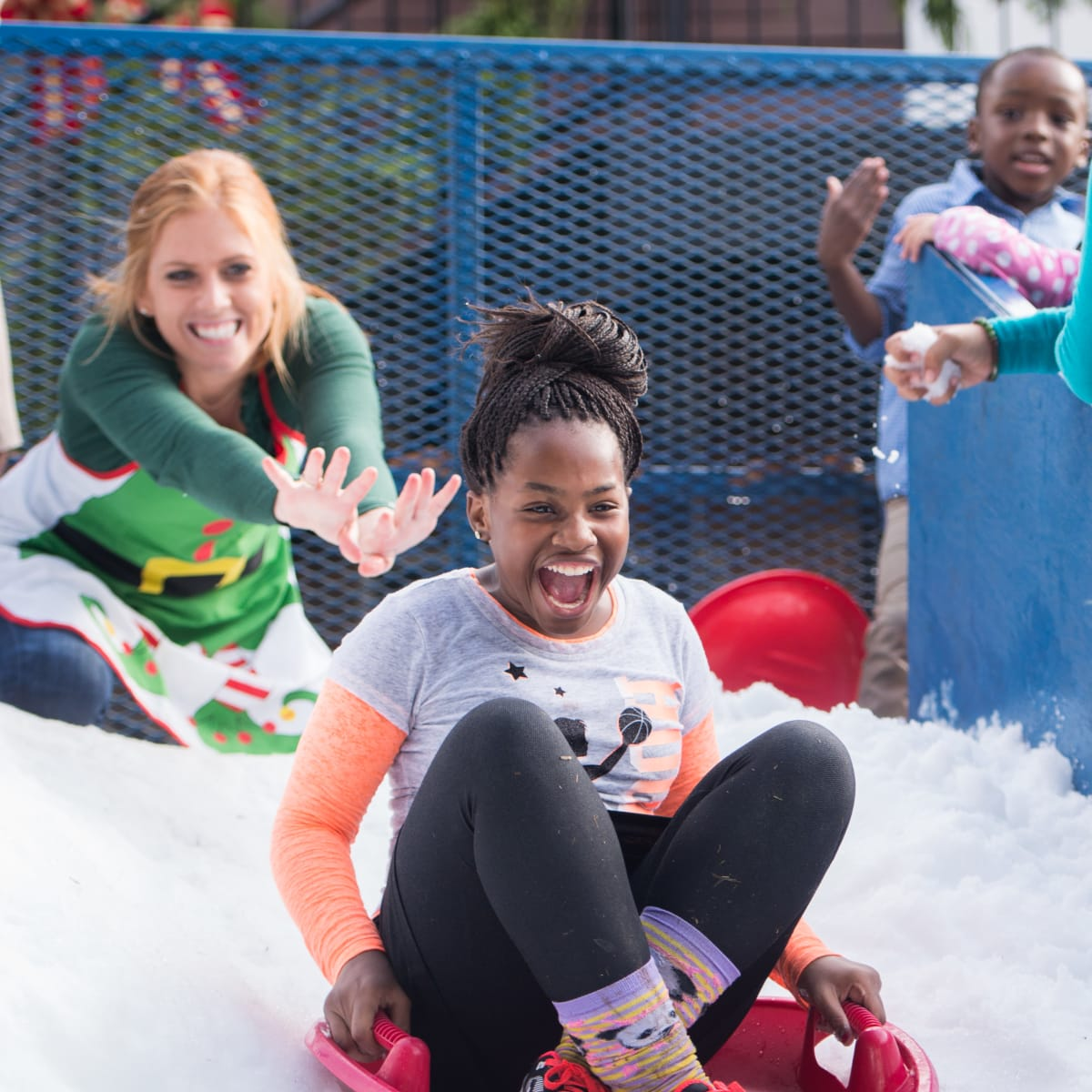 News, Mission of Yahweh Christmas, Dec. 2015, Amber Hartland, Mission resident