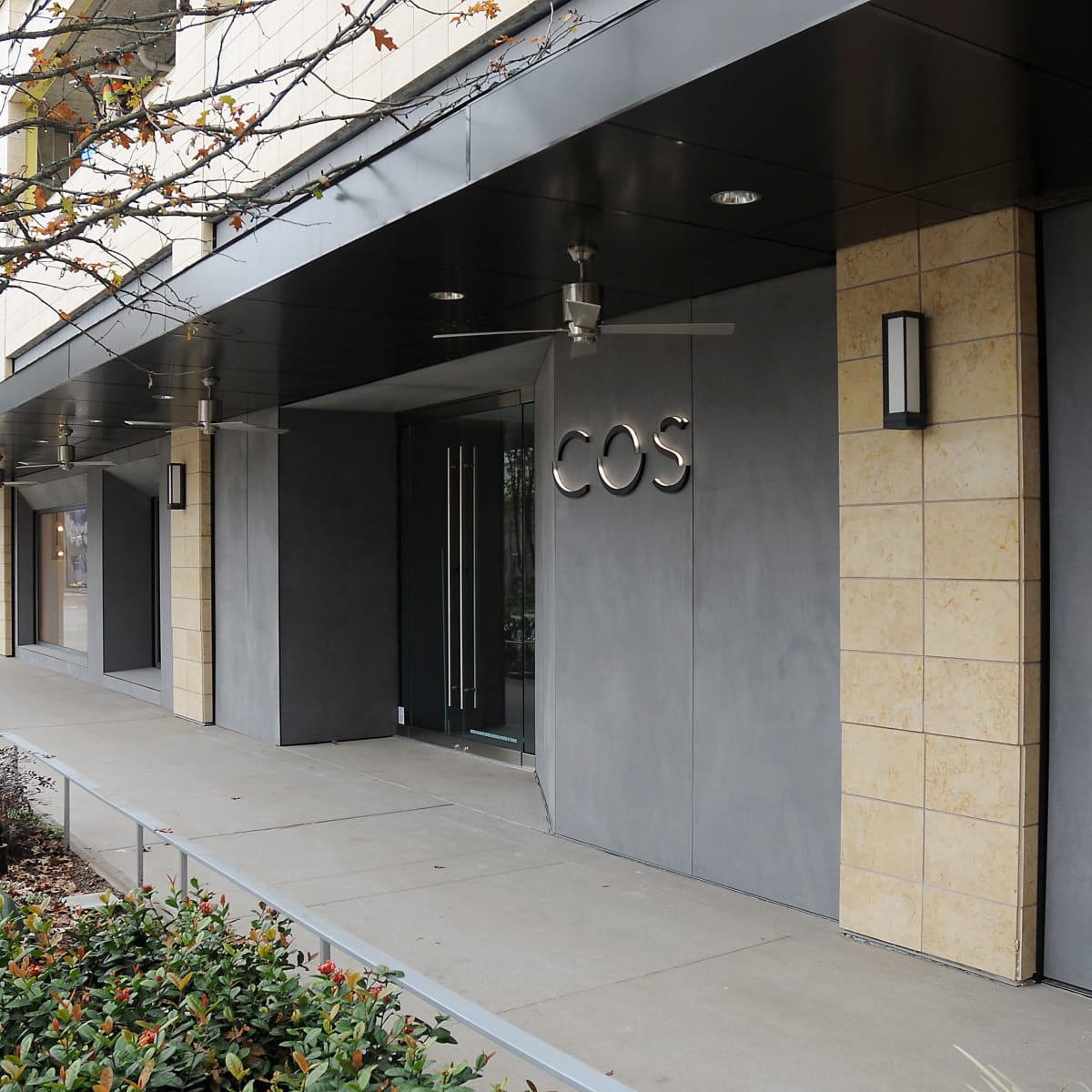 COS exterior at River Oaks District
