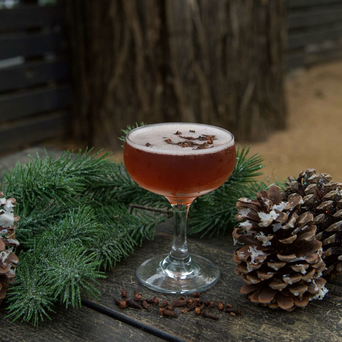 Icenhauer's holiday cocktail