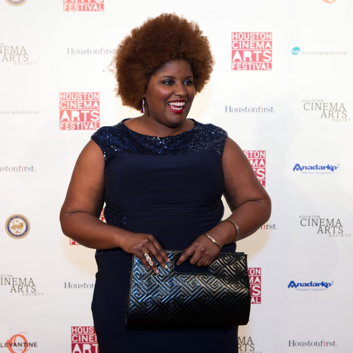Houston, Cinema Arts Fest opening night, November 2015, Kam Franklin
