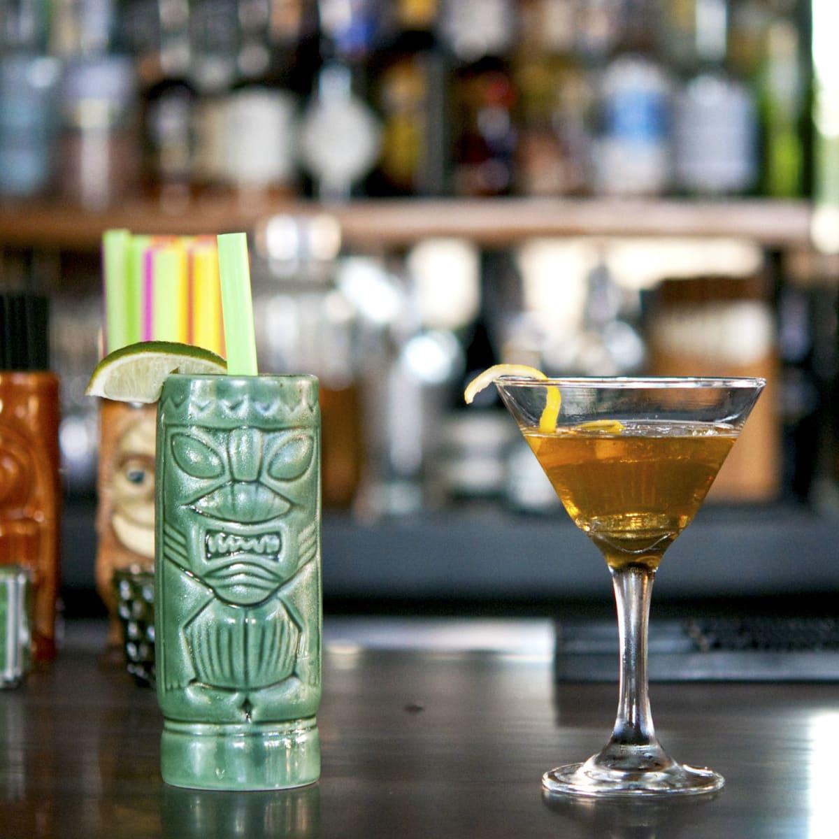 Wu Chow bar