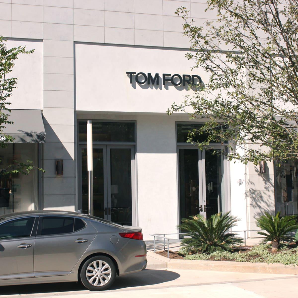 Tom Ford exterior River Oaks District