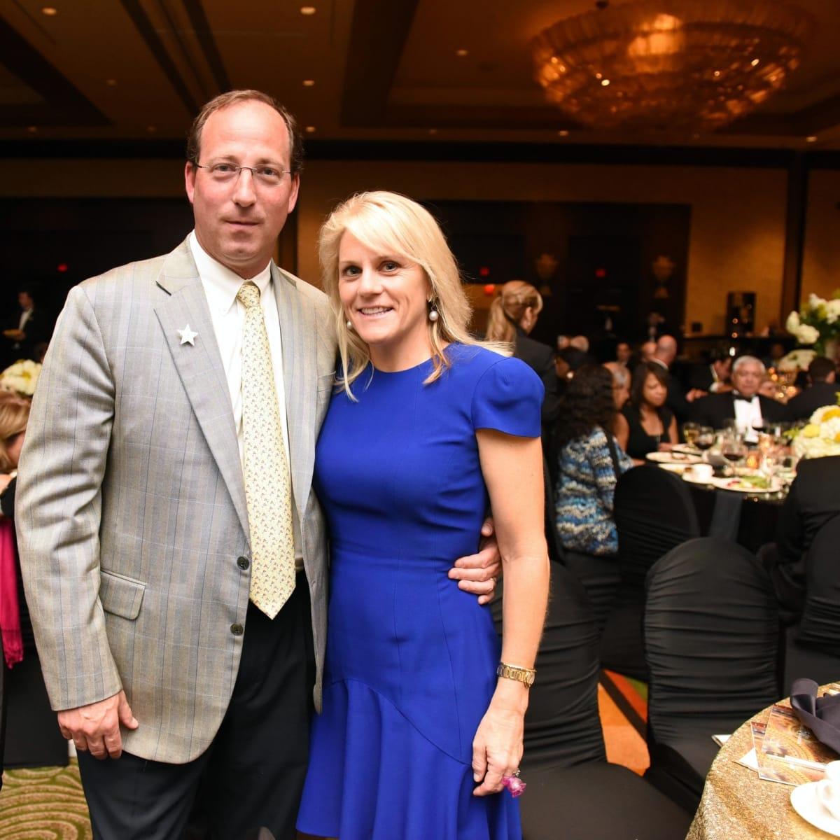 Houston, SER job for progress, October 2015, Duncan and Sarah Underwood