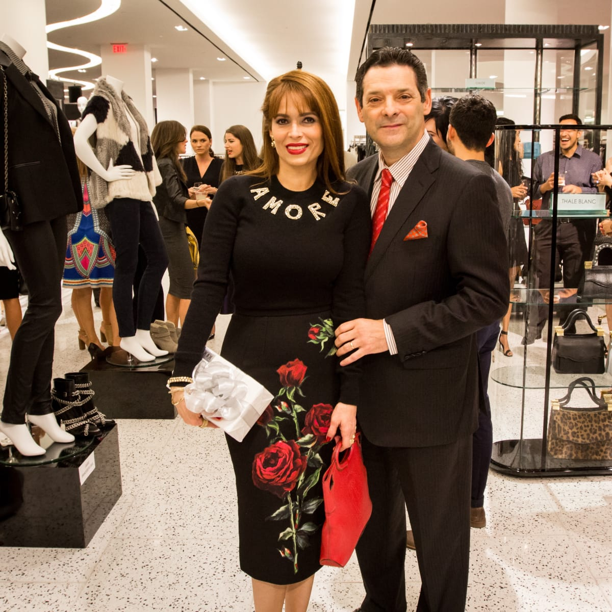 Houston Stylemakers 2015 Karina Barbieri, Carlos Barbieri