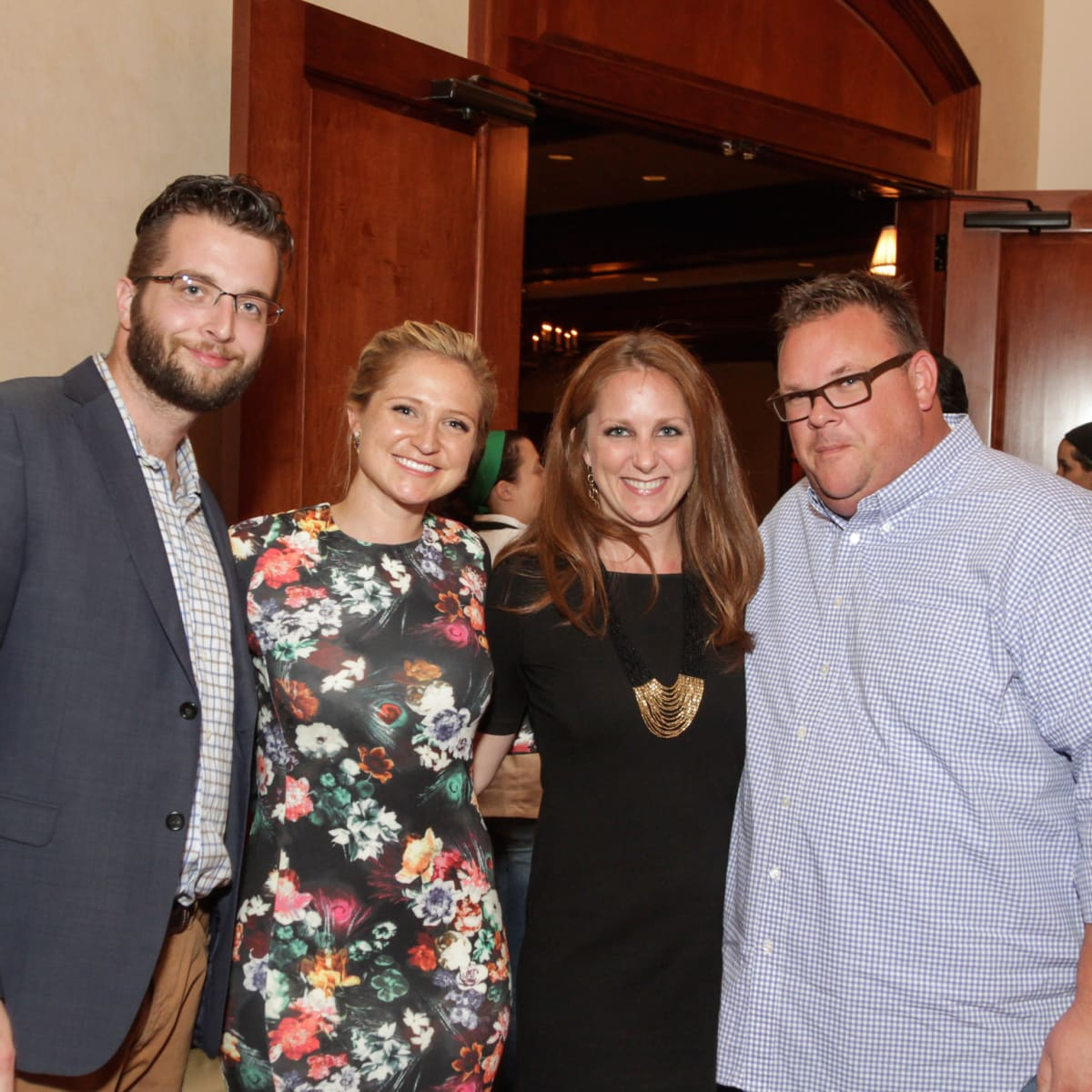 Houston Culinary Awards 2015 Patrick Feges Erin Smith Chris Shepherd Lindsey Brown