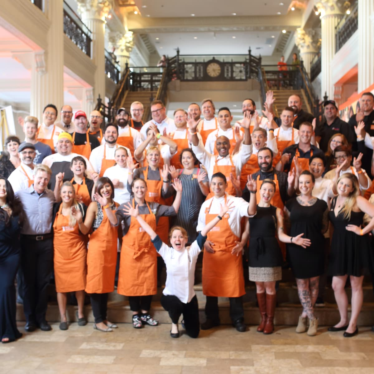 News, Taste of the Nation, Sept. 2015,  the chefs