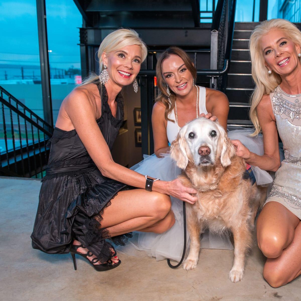 News, Shelby, Pet Set Gala, Sept. 2015, Tena Lundquist Faust, Carmina Zamorano, Tama Lundquist