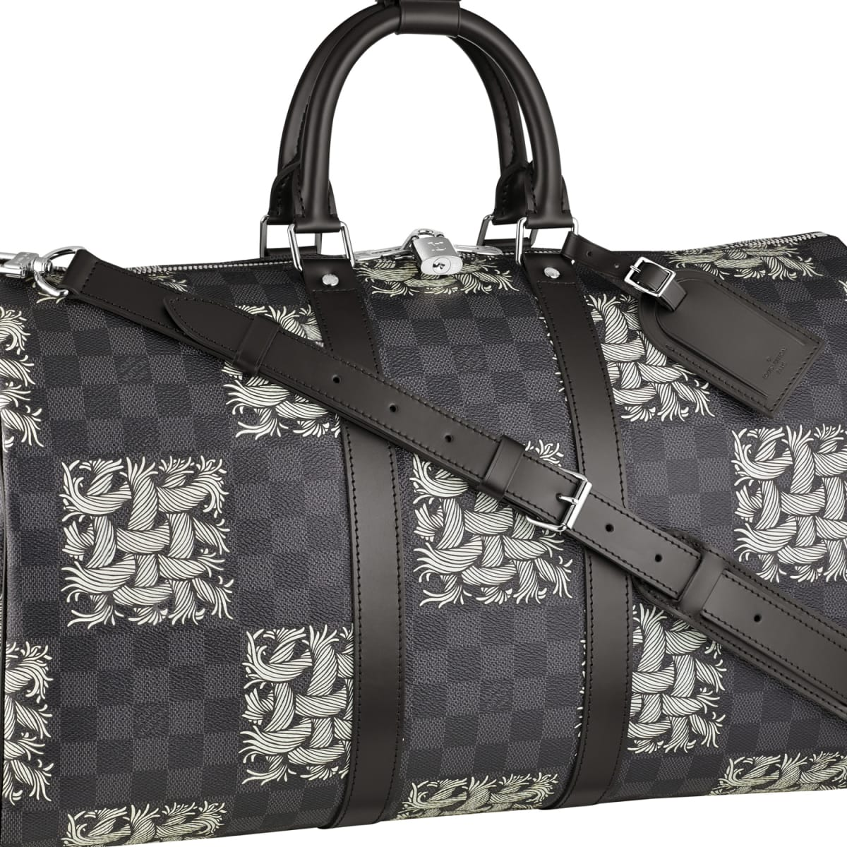 Houston, Christopher Nemeth Collection at Louis Vuitton, September 2015, Keepal bag