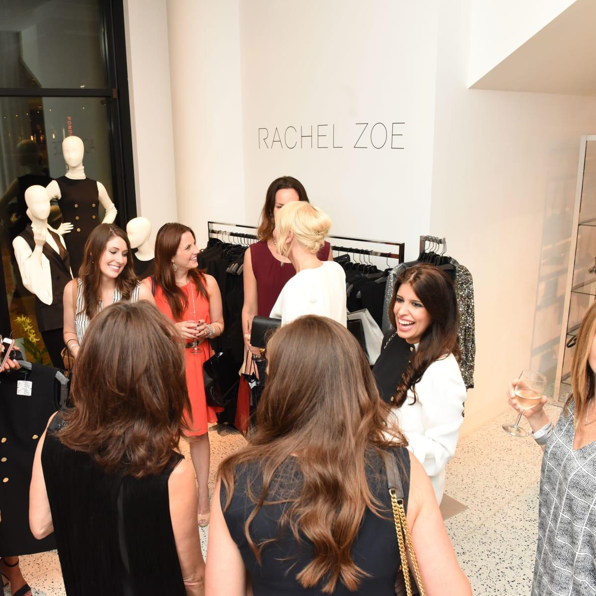 News, Shelby, Women of Wardrobe Back to School, Aug. 2015, Shopping