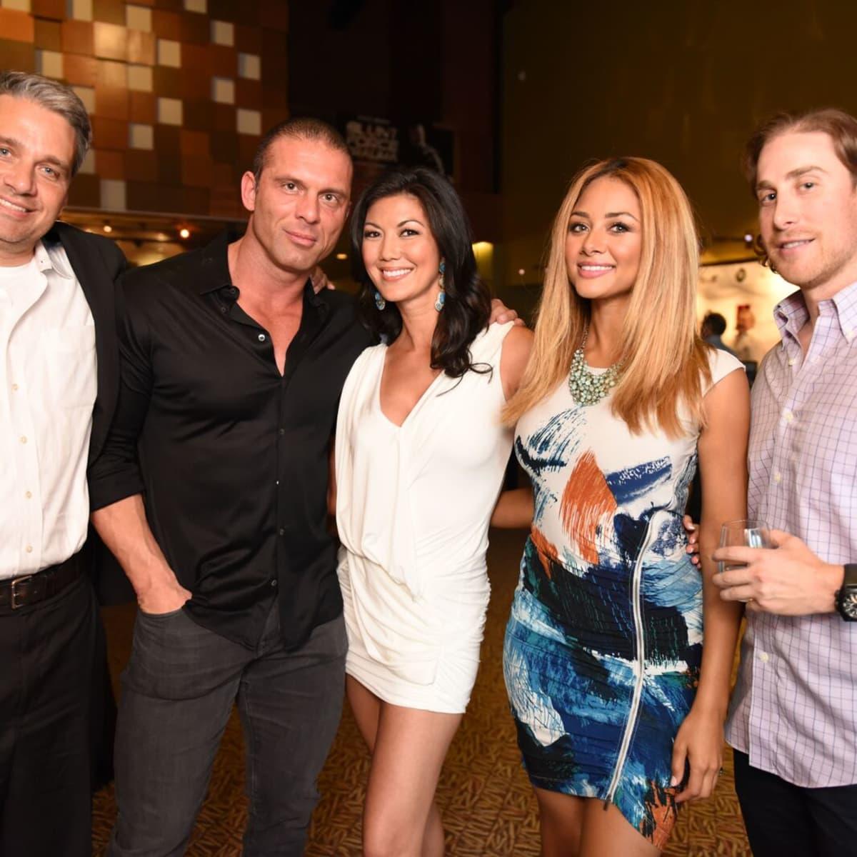 News, Shelby, Blunt Force Trauma premiere, Aug. 2015, Don Worley, Jason Gibson, Amy Dunn, Crystal Shot, Ross Robin