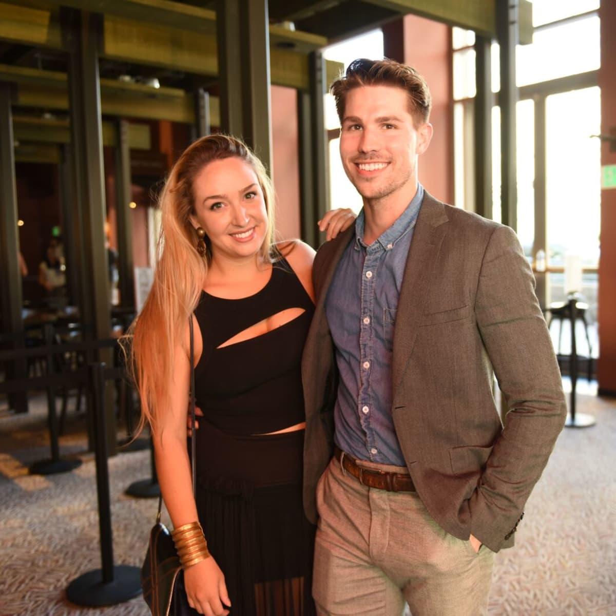 News, Shelby, Blunt Force Trauma premiere, Aug. 2015, Katie Dominguez, Nick Esquer