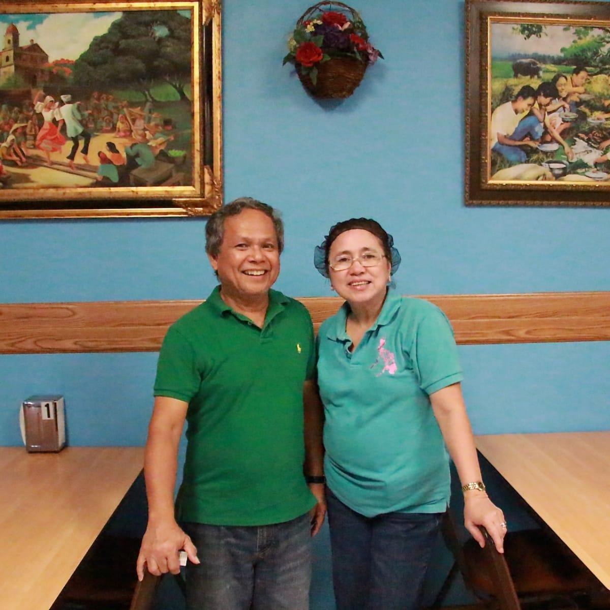 Candido and Corazón Raygon Mang Dedoy Restaurant Austin