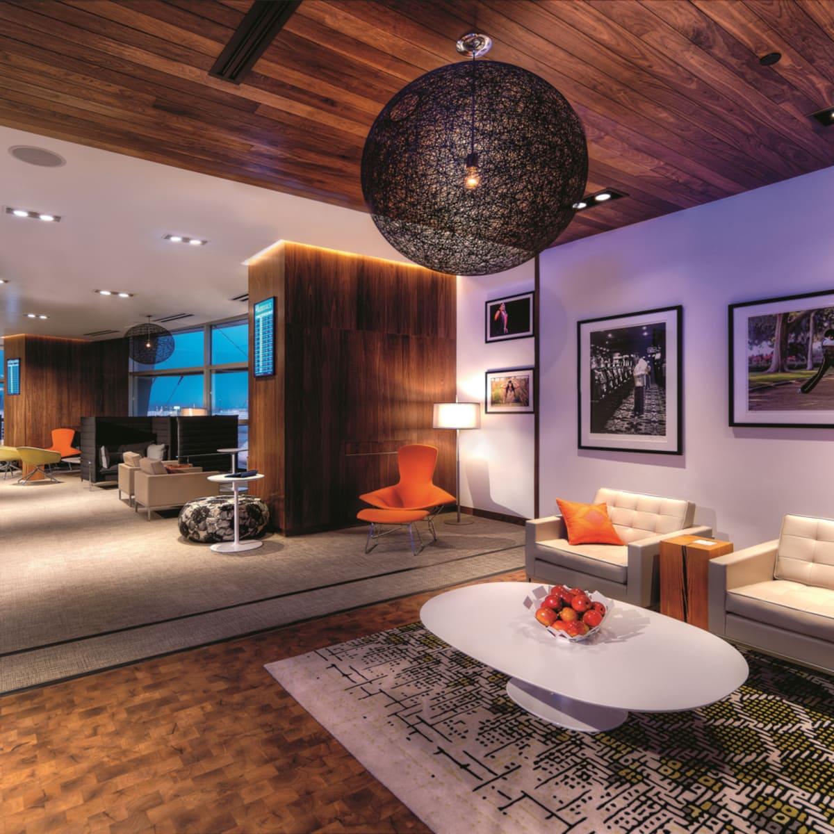 American Express Centurion Lounge Las Vegas