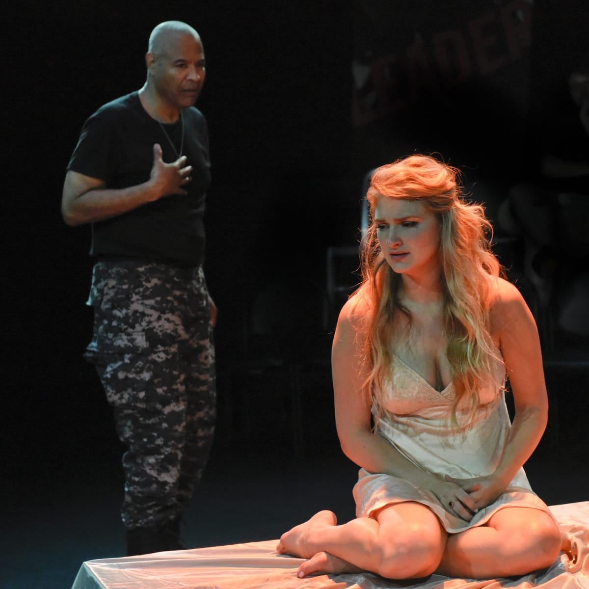 Othello at Second Thought Theatre in Dallas