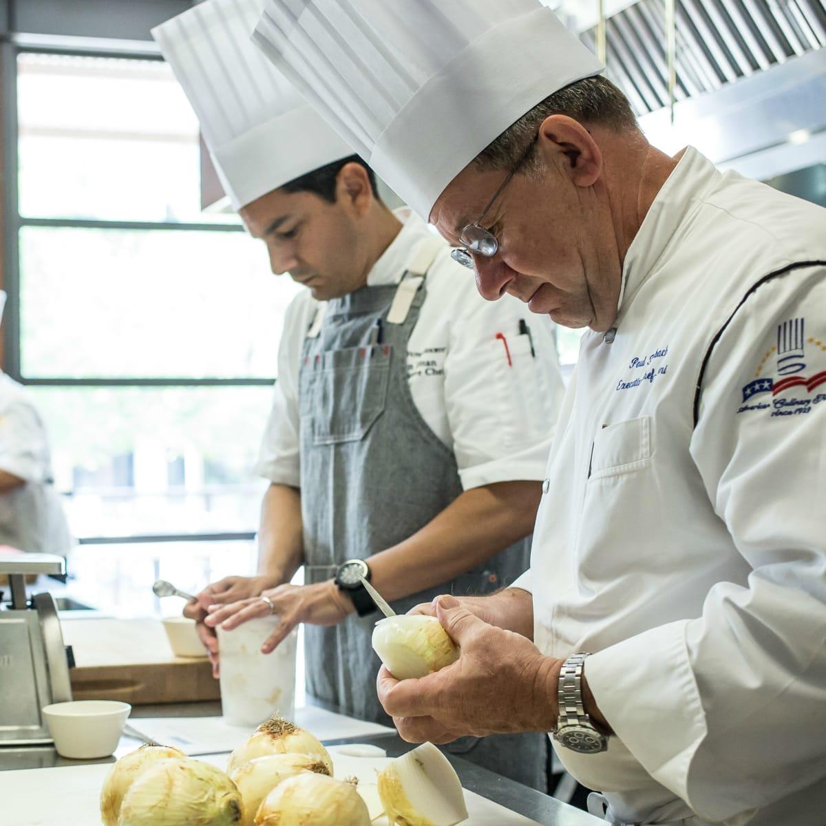 Omni Hotel Series Chefs Prep