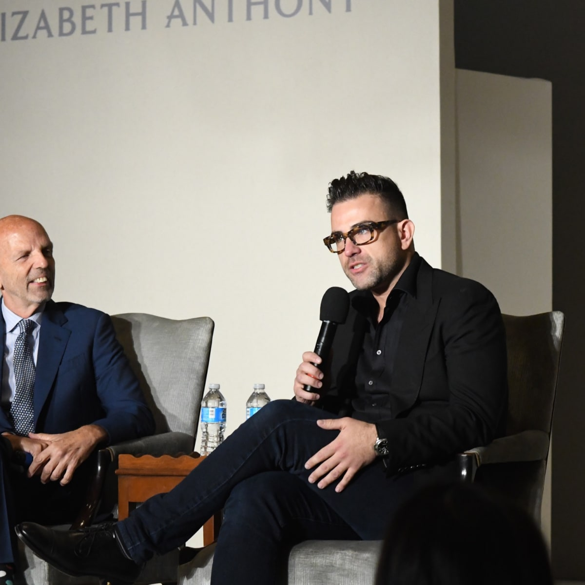 CultureMap Editor-in-Chief Clifford Pugh interviews Rubin Singer on his background, recent achievements and designing for Beyonce at Passion for Fashion Luncheon