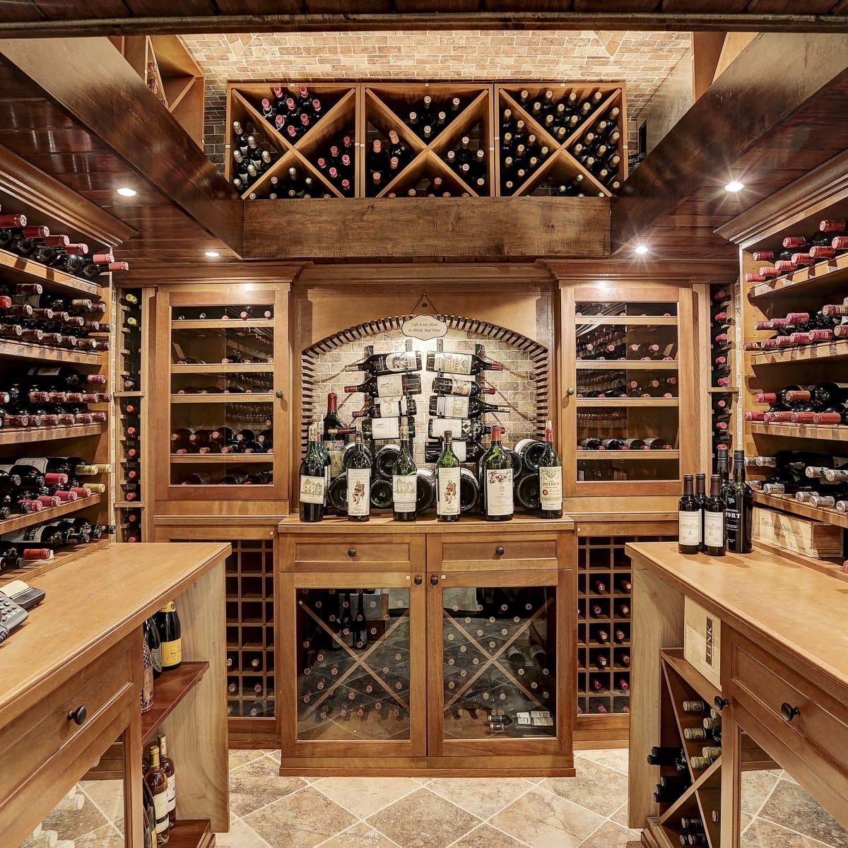 1000 Kirby wine closet