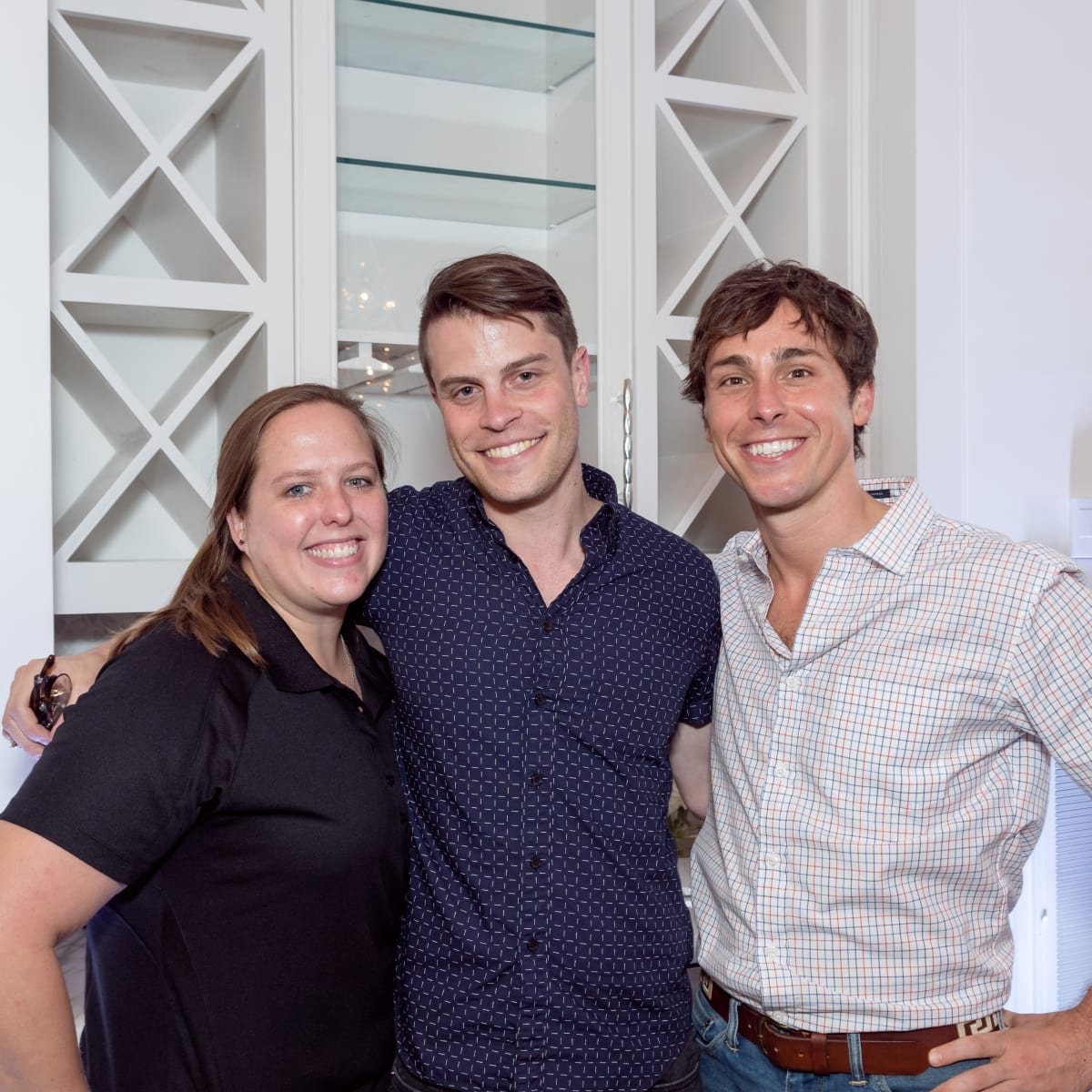Houston, Carnegie Homes event, July 2017, Jillian Joplind, Skyler Gray, Brandon Weinbrenner